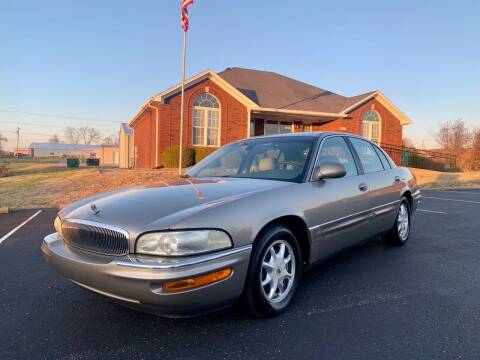 2002 Buick Park Avenue for sale at HillView Motors in Shepherdsville KY