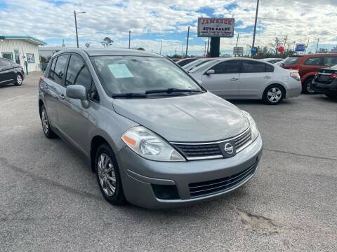 2009 Nissan Versa for sale at Jamrock Auto Sales of Panama City in Panama City FL