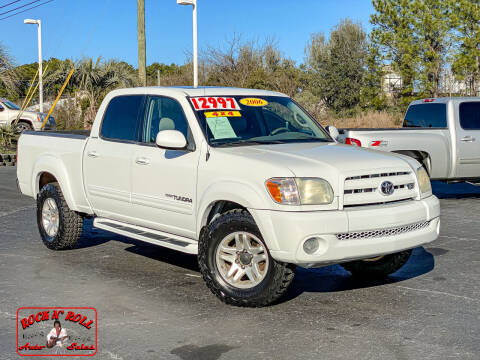 2006 Toyota Tundra for sale at Rock 'n Roll Auto Sales in West Columbia SC