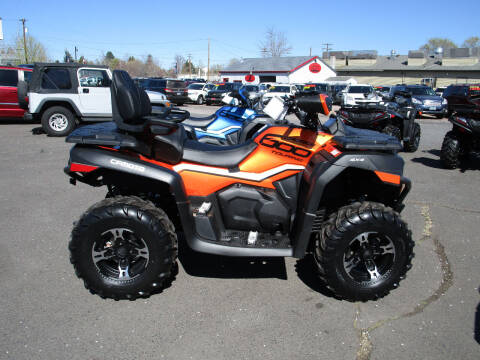 2020 CF Moto CForce 600 Touring for sale at Miller's Economy Auto in Redmond OR