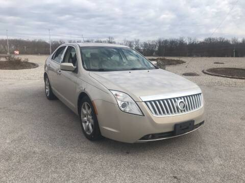 2010 Mercury Milan for sale at Best Deal Auto Sales in Saint Charles MO