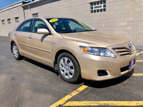2010 Toyota Camry for sale at Richardson Sales & Service in Highland IN