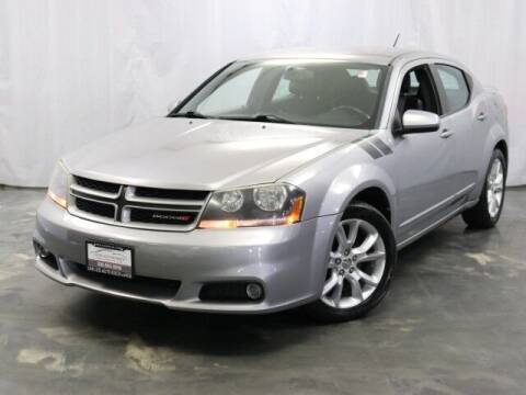 2013 Dodge Avenger for sale at United Auto Exchange in Addison IL