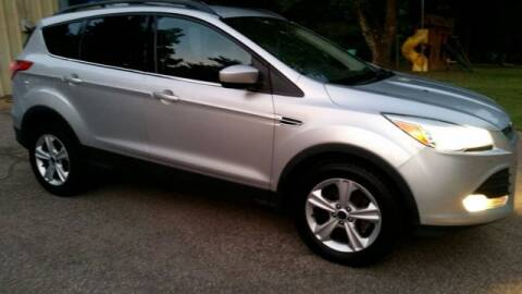 2014 Ford Escape for sale at AFFORDABLE DISCOUNT AUTO in Humboldt TN