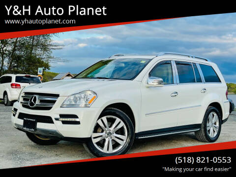 2011 Mercedes-Benz GL-Class for sale at Y&H Auto Planet in West Sand Lake NY