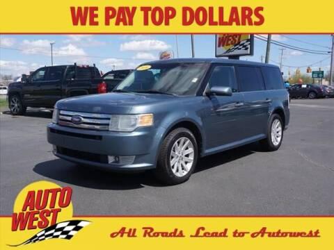 2010 Ford Flex for sale at Autowest Allegan in Allegan MI