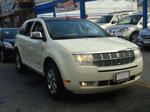 2008 Lincoln MKX for sale at MOUNT EDEN MOTORS INC in Bronx NY