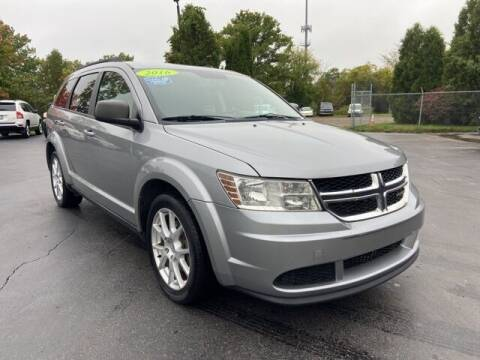 2016 Dodge Journey for sale at Newcombs Auto Sales in Auburn Hills MI