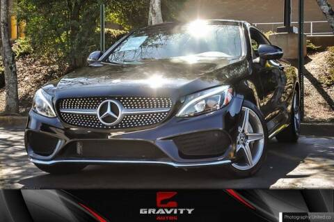 2018 Mercedes-Benz C-Class for sale at Gravity Autos Atlanta in Atlanta GA