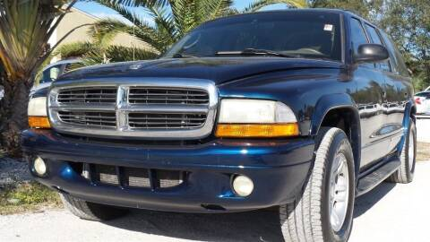 2002 Dodge Durango for sale at Southwest Florida Auto in Fort Myers FL