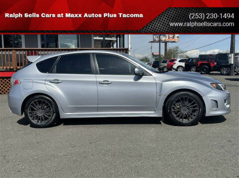 2013 Subaru Impreza for sale at Ralph Sells Cars at Maxx Autos Plus Tacoma in Tacoma WA