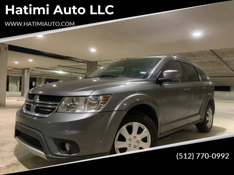2012 Dodge Journey for sale at Hatimi Auto LLC in Buda TX