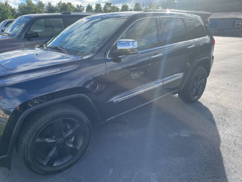 2011 Jeep Grand Cherokee for sale at Elite Auto Brokers in Lenoir NC