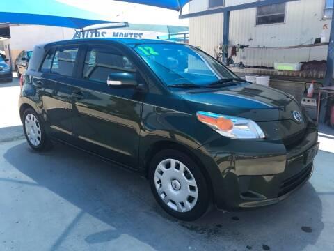 2012 Scion xD for sale at Autos Montes in Socorro TX