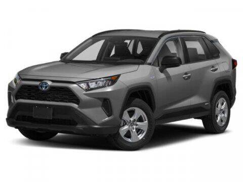 2021 Toyota RAV4 Hybrid for sale at Quality Toyota - NEW in Independence MO