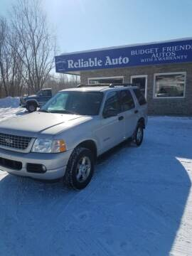 2005 Ford Explorer for sale at Reliable Auto in Cannon Falls MN