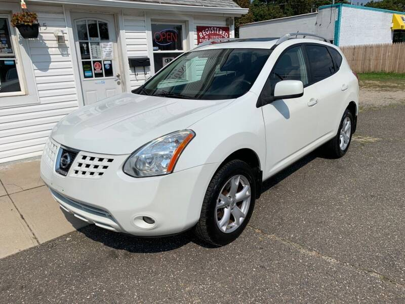 2008 Nissan Rogue for sale at Jerusalem Auto Inc in North Merrick NY