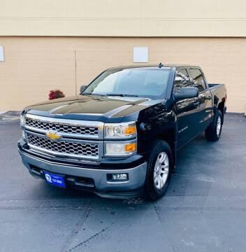 2014 Chevrolet Silverado 1500 for sale at Monterrey Auto Brokers in Decatur GA