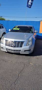 2012 Cadillac CTS for sale at Juniors Auto Sales in Tucson AZ
