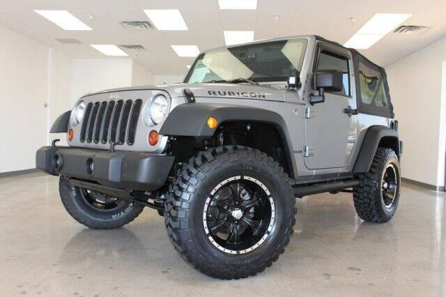 2013 Jeep Wrangler for sale in Scottsdale, AZ