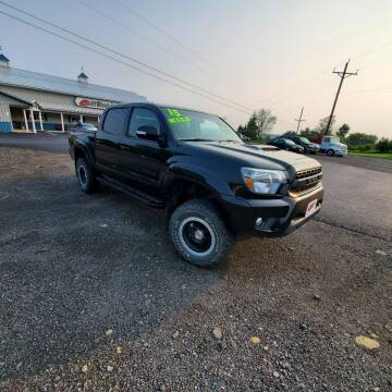 2015 Toyota Tacoma for sale at ALL WHEELS DRIVEN in Wellsboro PA