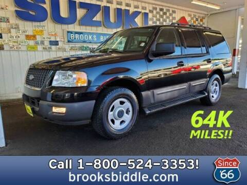2006 Ford Expedition for sale at BROOKS BIDDLE AUTOMOTIVE in Bothell WA