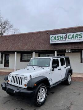 2012 Jeep Wrangler Unlimited for sale at Cash 4 Cars in Penndel PA
