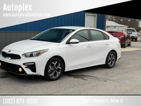 2020 Kia Forte for sale at Autoplex in Sullivan IN