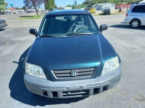 1997 Honda CR-V for sale at Marvelous Motors in Garden City ID