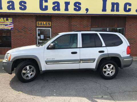 2008 Isuzu Ascender for sale at Atlas Cars Inc. - Radcliff Lot in Radcliff KY