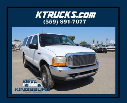 2000 Ford Excursion for sale at Kingsburg Truck Center in Kingsburg CA