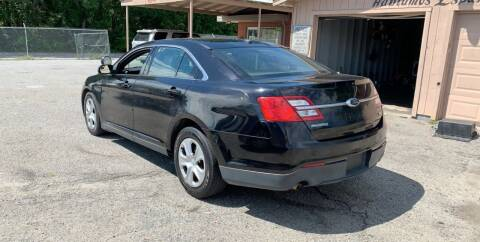 2016 Ford Taurus for sale at Auto Mart in North Charleston SC
