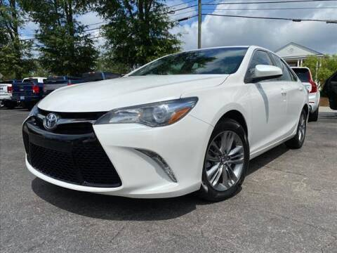 2017 Toyota Camry for sale at iDeal Auto in Raleigh NC