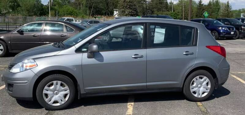 2011 Nissan Versa for sale at Broadway Garage of Columbia County Inc. in Hudson NY