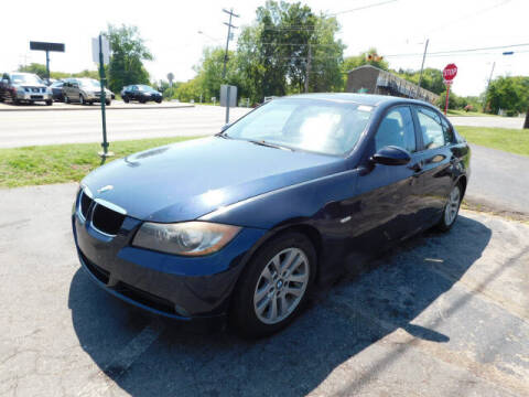 2007 BMW 3 Series for sale at WOOD MOTOR COMPANY in Madison TN