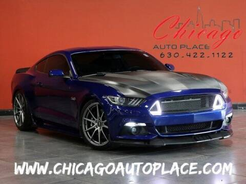 2015 Ford Mustang for sale at Chicago Auto Place in Bensenville IL