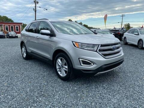 2017 Ford Edge for sale at A&M Auto Sales in Edgewood MD