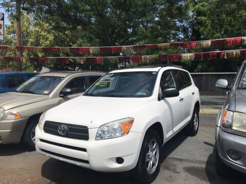 2007 Toyota RAV4 for sale at Chambers Auto Sales LLC in Trenton NJ