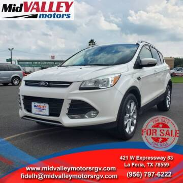 2014 Ford Escape for sale at Mid Valley Motors in La Feria TX