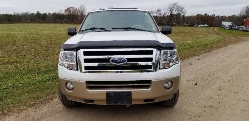 2014 Ford Expedition EL for sale at SKYLINE AUTO CENTRE in Wisconsin Rapids WI