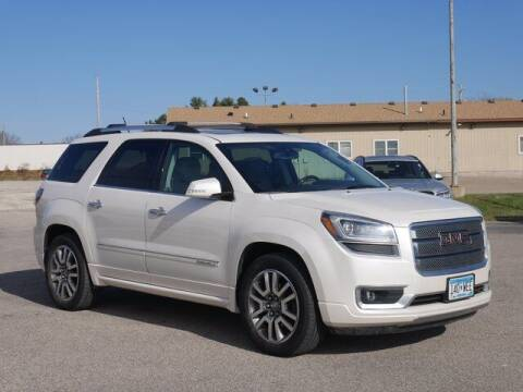 2013 GMC Acadia for sale at Park Place Motor Cars in Rochester MN