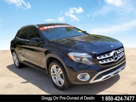 2018 Mercedes-Benz GLA for sale at Gregg Orr Pre-Owned of Destin in Destin FL