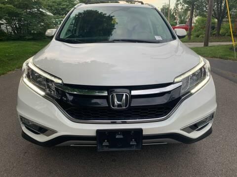 2015 Honda CR-V for sale at Via Roma Auto Sales in Columbus OH