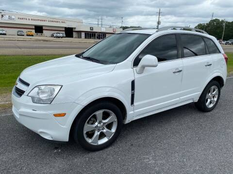 2014 Chevrolet Captiva Sport for sale at Double K Auto Sales in Baton Rouge LA
