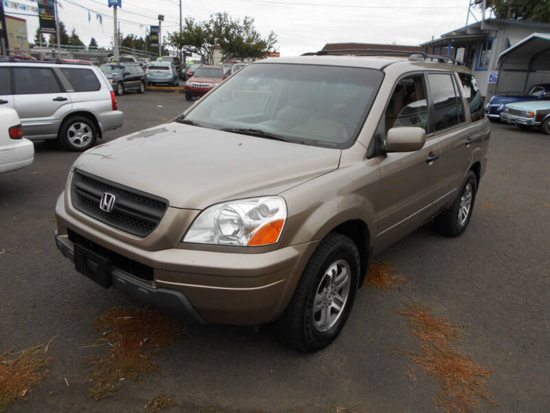 2004 Honda Pilot for sale at Family Auto Network in Portland OR