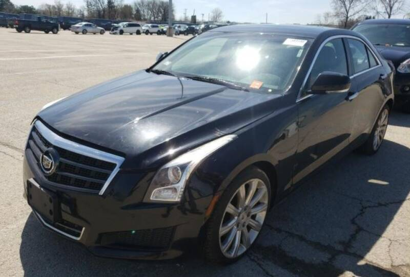 2013 Cadillac ATS AWD 2.0T Luxury 4dr Sedan - Detroit MI