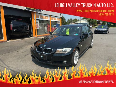 2011 BMW 3 Series for sale at Lehigh Valley Truck n Auto LLC. in Schnecksville PA