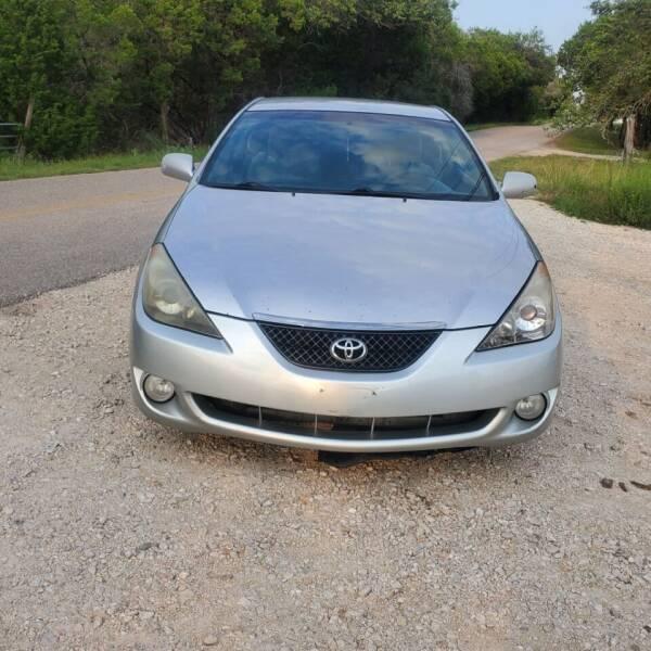 2006 Toyota Camry Solara for sale in Austin, TX
