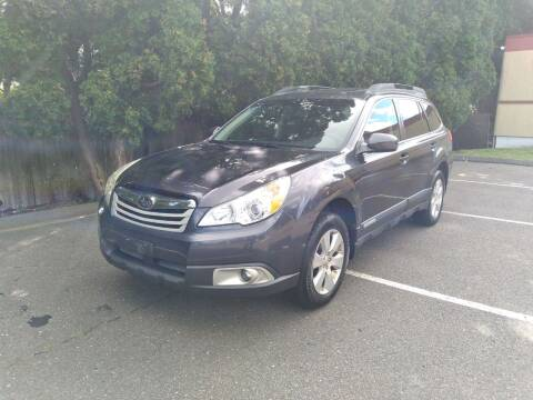 2010 Subaru Outback for sale at Cammisa's Garage Inc in Shelton CT