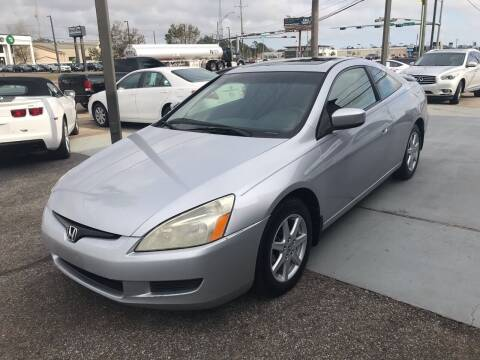 2003 Honda Accord for sale at Advance Auto Wholesale in Pensacola FL